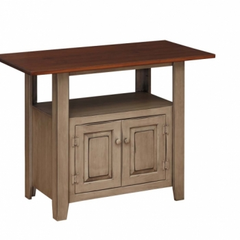 K-1489 48in Kitchen Island 48wx24dx36h$630