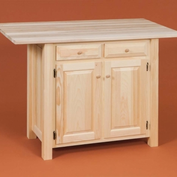 DR-727 Kitchen Island 54wx29dx36h$450