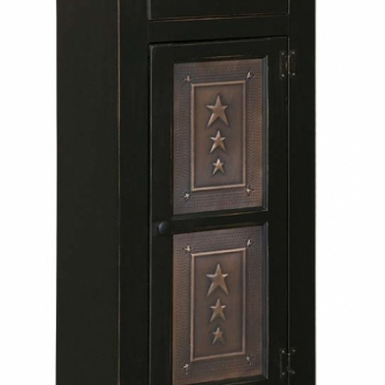 IE-110T Single Pie Safe with Tin 23wx13dx48h$305