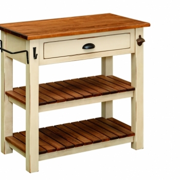 J76 Kitchencart/towelbar,hook,&bottle opener$640.00