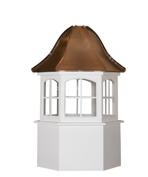 Crown Series Heritage Cupolas - Amish Mike- Amish Sheds ...