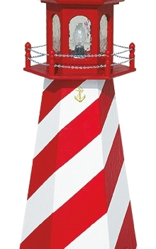 white shoal light house