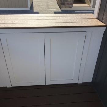 IMG_0616 (1) Cabinet Doors with Azek Trim