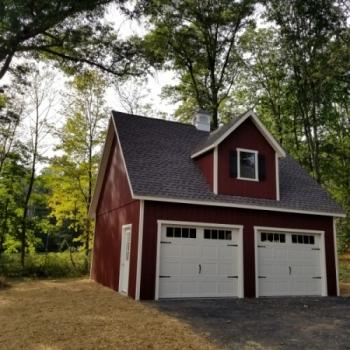 2-Story-2-car-garage