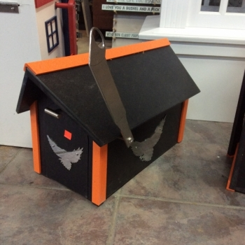 Harley Davidson Mailbox Poly Top $190