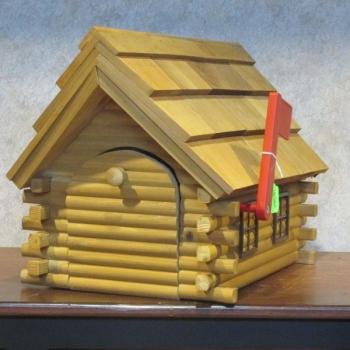 Log Cabin $130