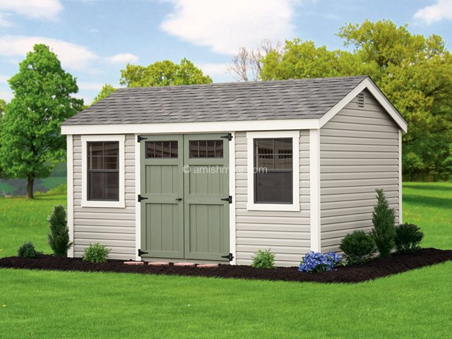 New England A Frame Sheds Amish Mike Amish Sheds Amish