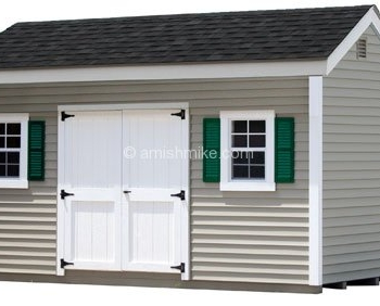 New England Carriage Shed Beige