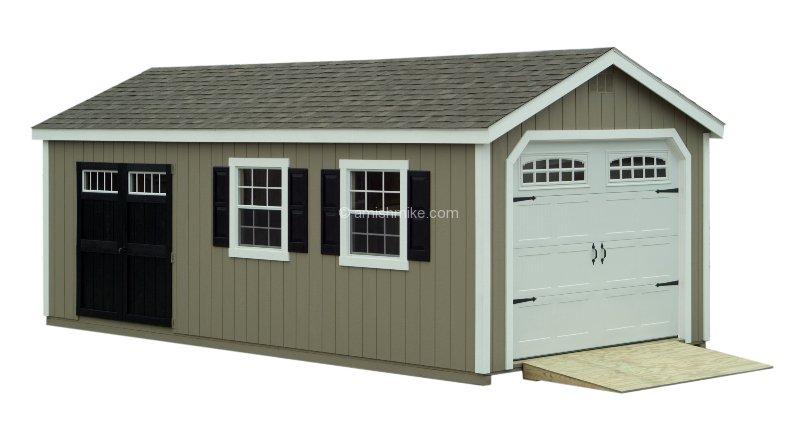 Garden Sheds New Hampshire new england garages - amish mike- amish sheds, amish barns, sheds
