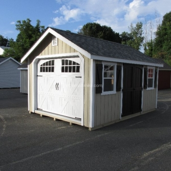 10' x 16' New England Elite Garage