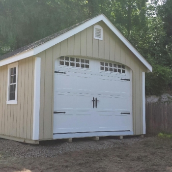 12 x 24 New England Elite/Garage
