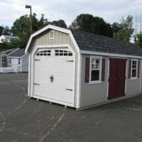 10' x 18' New England Elite Garage