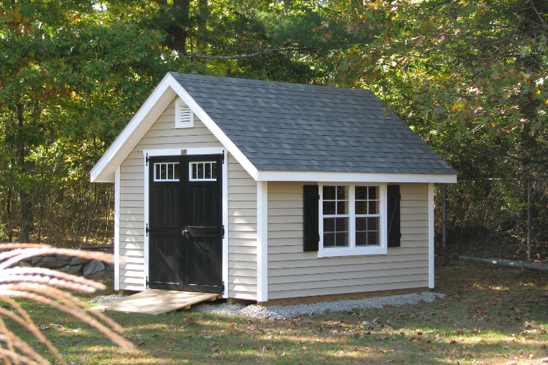 New England English Garden Sheds Amish Mike Amish Sheds