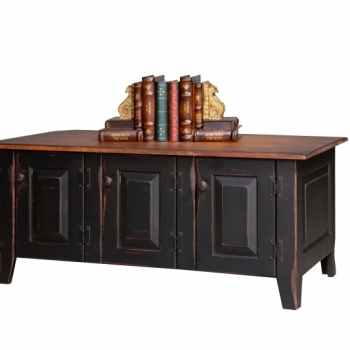 HB-28-A Coffee Table Chest 44wx19hx20d