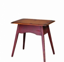 HB-31 Shaker End Table 22wx26hx18d