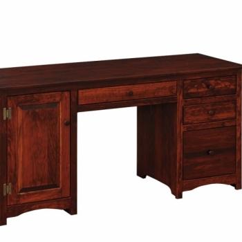 K-1491 Computer Desk 62wx22dx30h