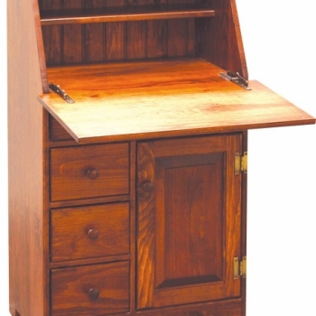 K-1394-Secretary Desk 25wx13dx42 3/4