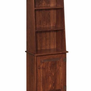 K-1449-42in Pier Case w Door 20wx12dx63 1/4h