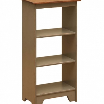 K-1434-3 Tier Shelf 20wx12 3/4dx40h