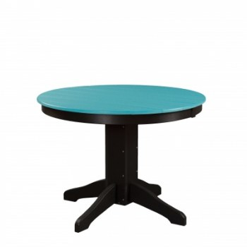 DB: 42″Round Pedestal Table: