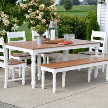 """72"""" farmhouse table"""