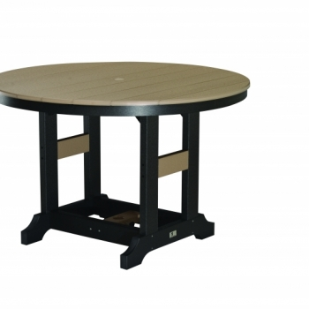"48 Inch Round Table 48"" Roundx31""H {GCDT0048D} Other Heights Available $810"