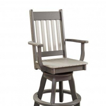 DB-3403 Swivel Balcony Arm Chair $625