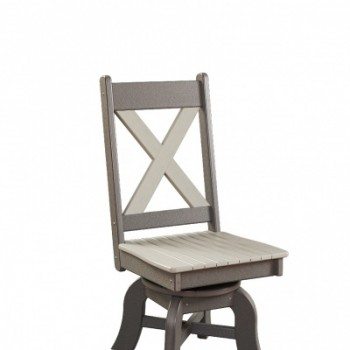 DB-2750 Swivel Dining Side Chair $525