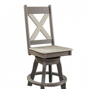 DB-3700 Swivel Balcony Side Chair