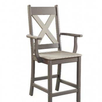 DB-5703 Balcony Arm Chair