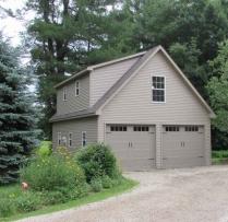 2-story-garage-2-door