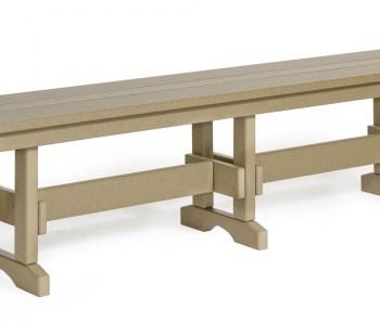 166-6ft-bench