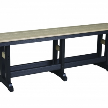 """66 Dining Bench 15""""Wx66""""Lx18""""H {GCDB6618} $560Other Sizes available"""