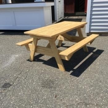 Kids Picnic Table $150