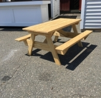 Kids Picnic Table $150