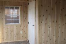 Cedar-Paneling