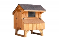 3' x 4' Quaker BB Natural Coop
