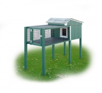 Single Rabbit Hutch $190
