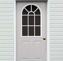 Prehung Door