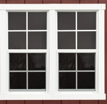 Window double 18 x 36