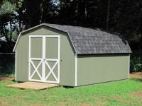 10' x 14' Traditional Mini Barn