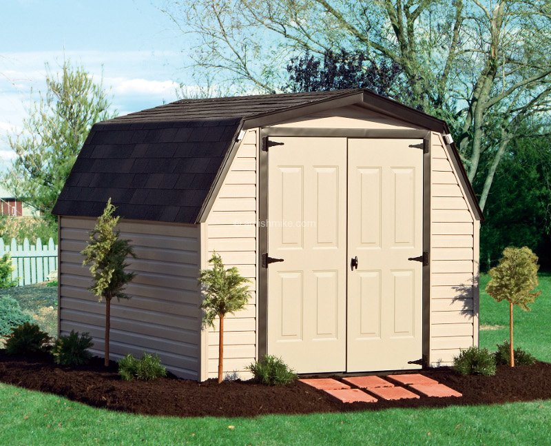 Lean To Shed Learn Small Vinyl Shed