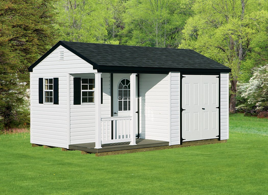 Traditional Series A-Frame Sheds - Amish Mike- Amish Sheds, Amish ...