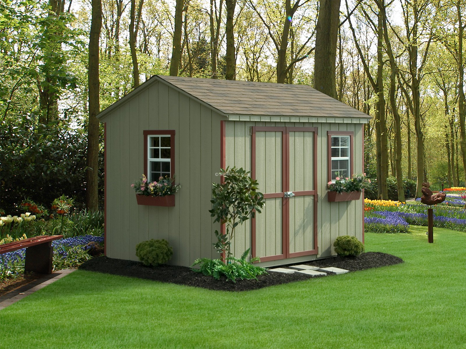 Garden Sheds Nj amish mike- amish sheds, amish barns, sheds nj, sheds, barns