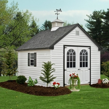 10' x 12' Signature Shed