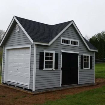 Classic Shed, Manor Model