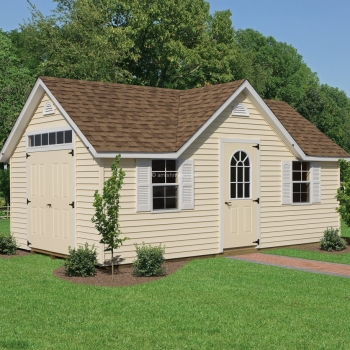 12' x 20' Signature Shed