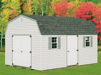 12' x 16' Signature Dutch Garage Shed