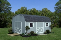 12' x 20' Signature Dutch Grey Shed