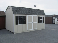 10' x 16' Signature Dutch Shed
